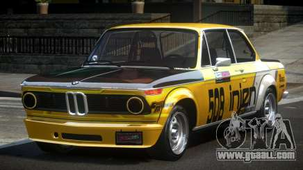 BMW 2002 70S L6 for GTA 4