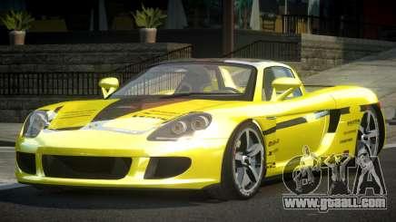 Porsche Carrera GT BS-R L9 for GTA 4
