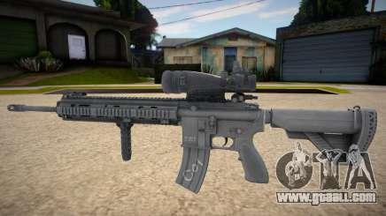M27 for GTA San Andreas