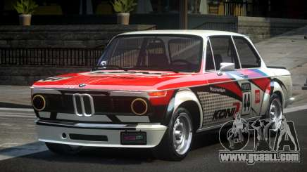 BMW 2002 70S L10 for GTA 4