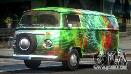 Volkswagen Transporter T2 70S L7 for GTA 4