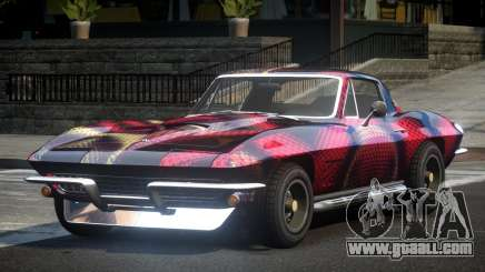 Chevrolet Corvette C2 60S L3 for GTA 4