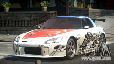 Honda S2000 PSI-R L1 for GTA 4