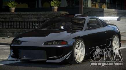 Mitsubishi Eclipse 90S for GTA 4