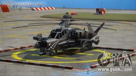 KA-50 Hokum A for GTA 4