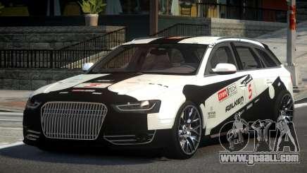 Audi RS4 BS-R PJ9 for GTA 4