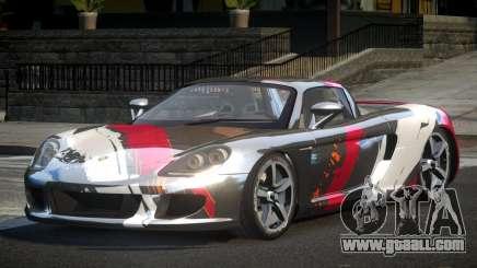 Porsche Carrera GT BS-R L3 for GTA 4