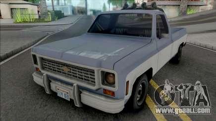 Chevrolet Cheyenne 1973 SA Style for GTA San Andreas