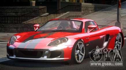 Porsche Carrera GT BS-R L1 for GTA 4