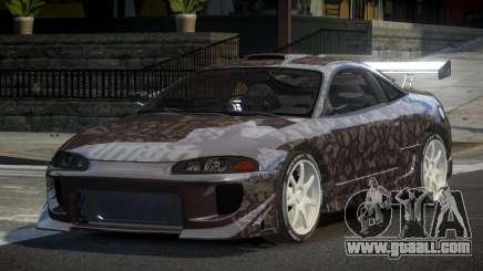 Mitsubishi Eclipse 90S PJ2 for GTA 4