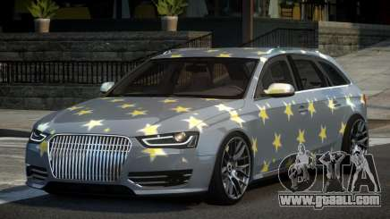 Audi RS4 BS-R PJ8 for GTA 4