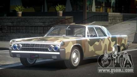 Lincoln Continental 60S L7 for GTA 4