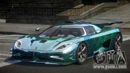 Koenigsegg One GS Sport L3 for GTA 4