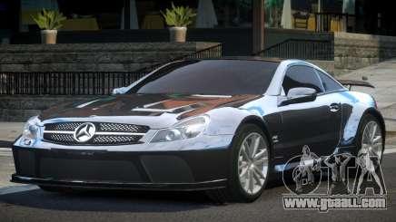 Mercedes-Benz SL65 GST V1.2 for GTA 4