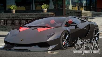 Lamborghini Sesto Elemento GT for GTA 4