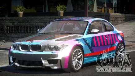 BMW 1M E82 GT L2 for GTA 4