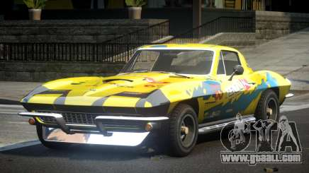 Chevrolet Corvette C2 60S L8 for GTA 4