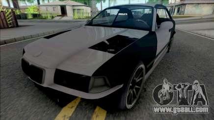BMW 3-er E36 Missile for GTA San Andreas