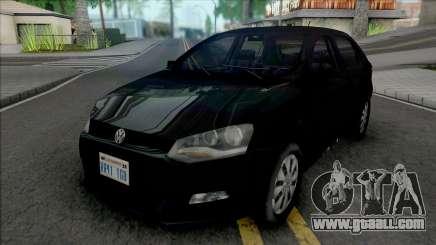 Volkswagen Gol G6 VehFuncs for GTA San Andreas