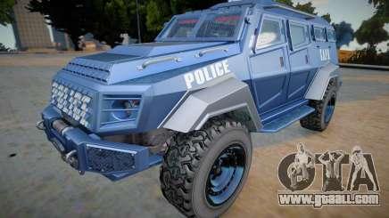 GTA V HVY Insurgent for GTA San Andreas