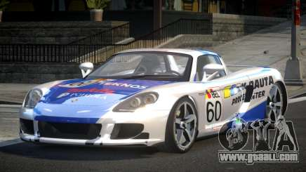 Porsche Carrera GT BS-R L7 for GTA 4