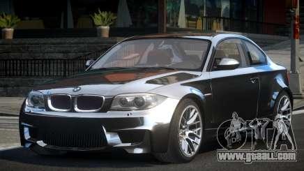 BMW 1M E82 GT for GTA 4