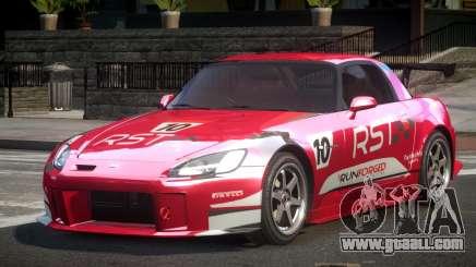 Honda S2000 PSI-R L9 for GTA 4