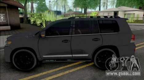 Toyota Land Cruiser V8 [IVF] for GTA San Andreas