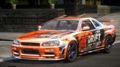 Nissan Skyline PSI Drift L5 for GTA 4