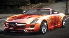Mercedes-Benz SLS PSI-R L2 for GTA 4
