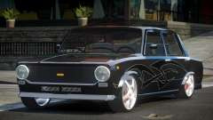 Fiat 124 SP Tuned for GTA 4
