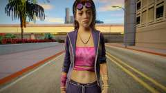 Yui Kimura Skin for GTA San Andreas