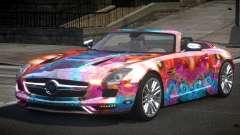 Mercedes-Benz SLS PSI-R L8 for GTA 4