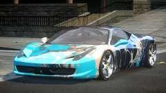 Ferrari 458 PSI U-Style L5 for GTA 4