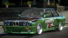 BMW M3 E30 BS Drift L6 for GTA 4