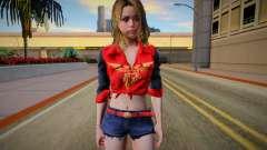 Becca Woolet Good Skin for GTA San Andreas