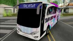 Mercedes-Benz Jet Bus Z Remake for GTA San Andreas