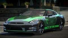 Nissan GT-R Egoist L2 for GTA 4