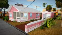 Big Smoke House Remastered Winter Edition v0.5 for GTA San Andreas