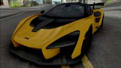 McLaren Senna for GTA San Andreas