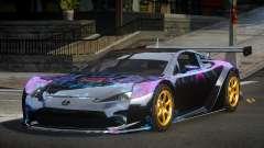 Lexus LFA PSI-R L4 for GTA 4