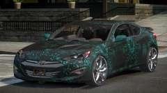 Hyundai Genesis GST Drift L8 for GTA 4