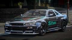 Nissan Skyline PSI Drift L9 for GTA 4