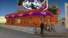 Cafe Coffee Day in Vice City for GTA Vice City
