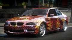 BMW M3 E92 BS-R L8