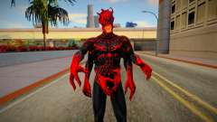 Miles Morales Absolute Carnage for GTA San Andreas