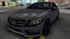 Mercedes-Benz C200 AMG W205 for GTA San Andreas