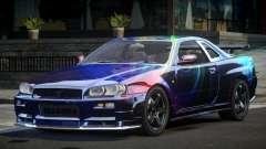 Nissan Skyline PSI Drift L4 for GTA 4