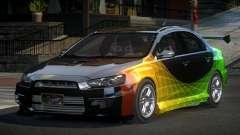 Mitsubishi Lancer X GST-R PJ1 for GTA 4