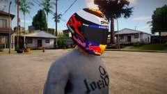 SHARK RACE-R PRO [Jorge Lorenzo 2019 Edition] for GTA San Andreas